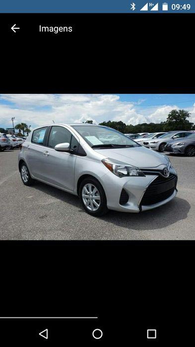 Promoção de Toyota Yaris