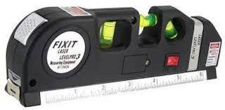 Лазерна ролетка нивелир -2,5 метра