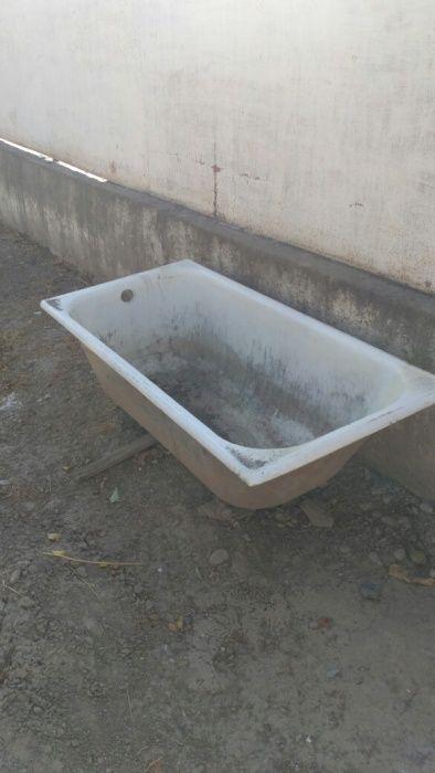 Чугунная ванна!