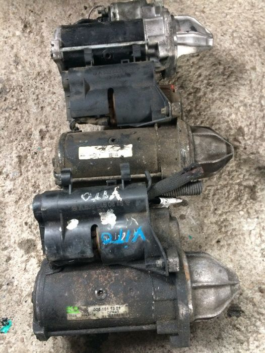 Electromotor mercedes sprinter motor 2.2 cdi