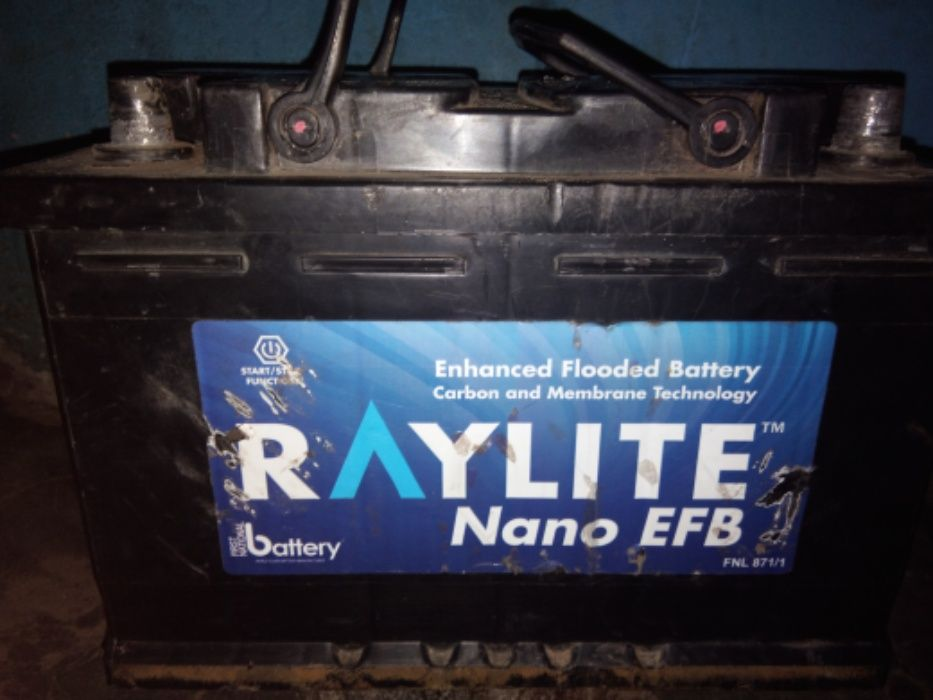 Raylite 75ah