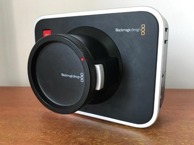 A Venda em Benguela / Camera Black Magic 2.5K