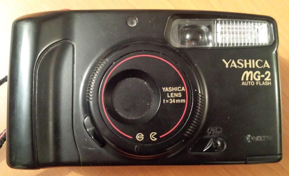 Aparat foto Kyocera Yashica MG-2