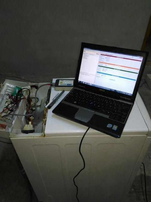 Repar module electronice masini de spalat si frigidere Whirlpool