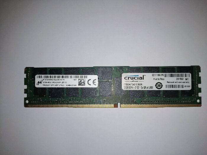memorie ram 32 gb placuta server ddr4 Crucial CT32G4LFQ4213 noua !!