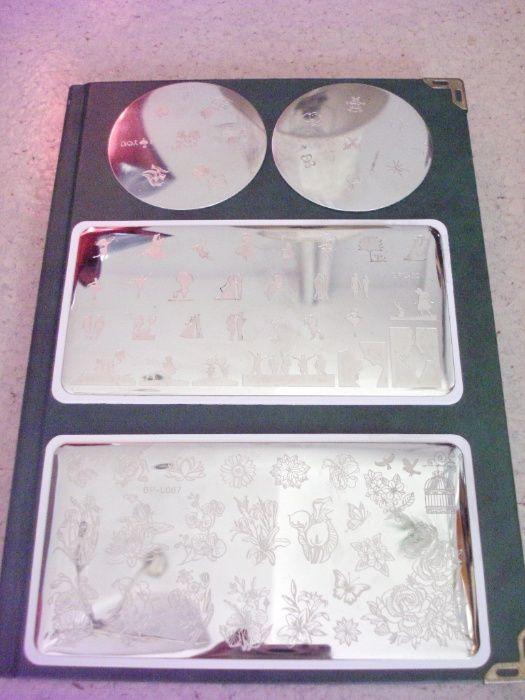 КONAD, BORN PRETTY ориг. шаблони + подарък