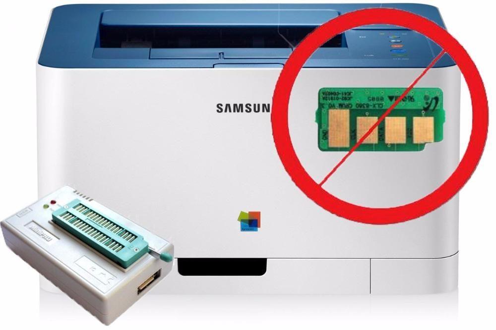 Прошивка принтеров и МФУ Samsung / Xerox Заправка картриджей