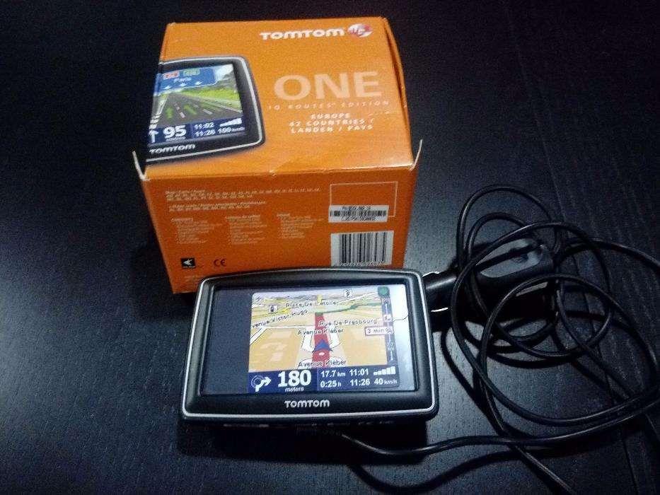 GPS TomTom 24 Europe