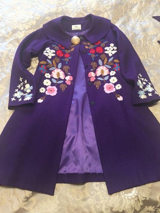 Пальто брендовое Miu р.42