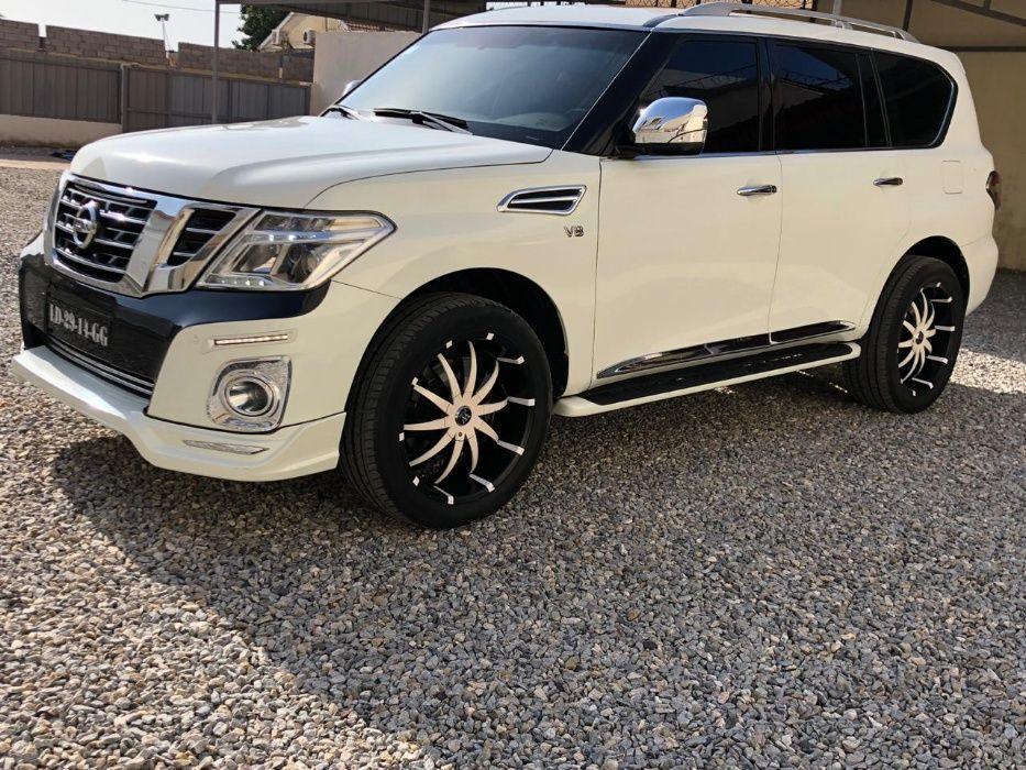 Nissan Patrol Platinum está à 17.000.000 Kz