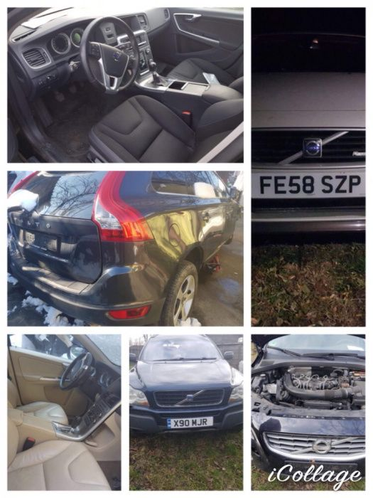 Piese Sh/Dezmembrări Volvo XC60,XC90,V40,S40,S60,V60,C30,S80,C70,V50..