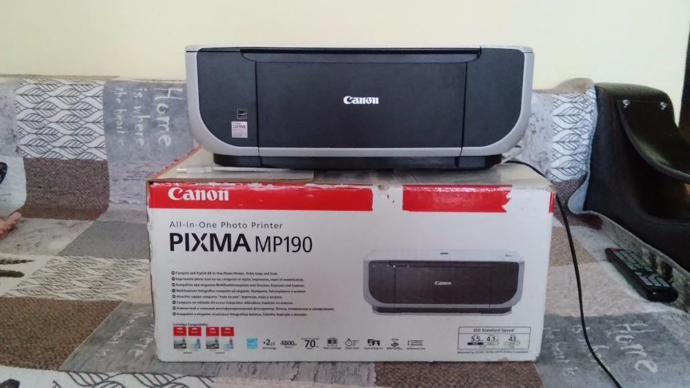Vand Iprimanta Canon MP 190