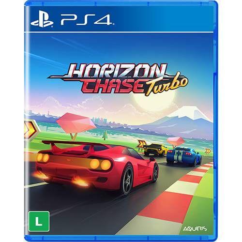 Horizon Chase Turbo - jogo selado