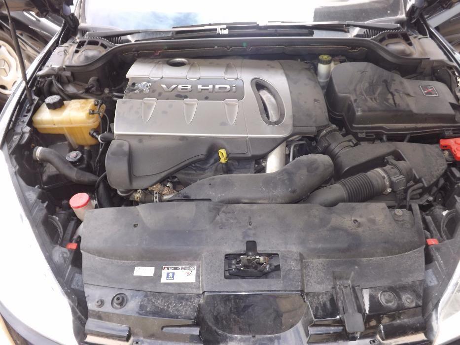 Motor 2.7 hdi v6 biturbo peugeot 407/607/ motor 2.7 v6 jaguar range