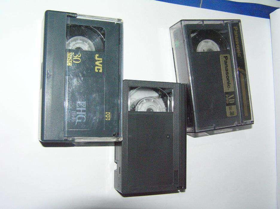 casete video camera Vhs c