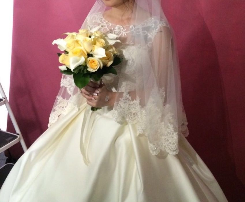 Свадебное платье Ivory