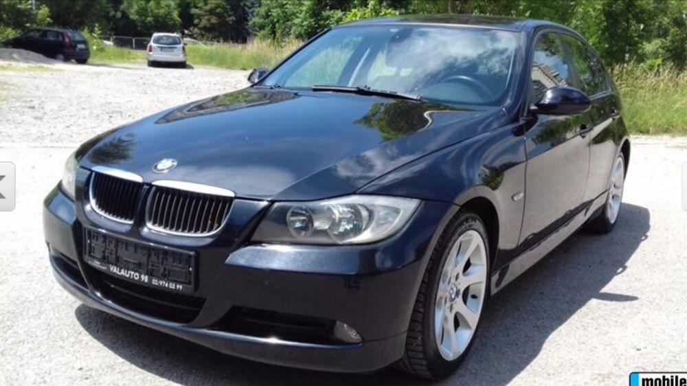 BMW 320d e90 Бмв 320д на части!!