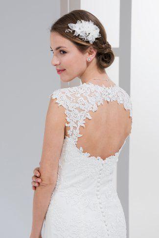Булчинска/сватбена рокля Eglantine Creations модел Pin up - 649 лв