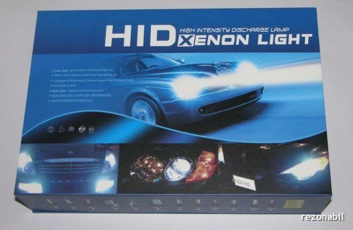 Xenon slim digitale H7 H1 H3 HB4 H11 H4 35w 3000K 4300k 6000k 8000k