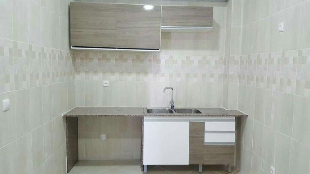 Vende-se apartamento tipo2 no bairro central Pandora