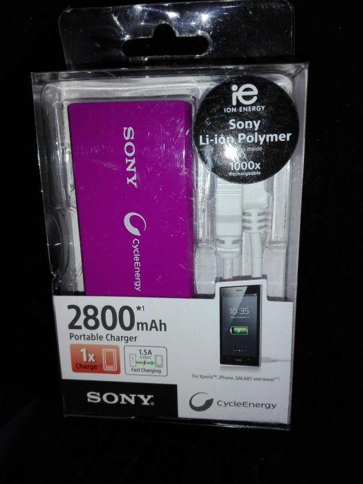 Baterie externa Sony 2800 mah