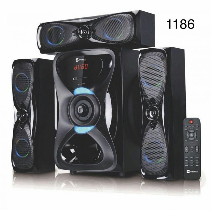 Home theater Sayona 1186 Bluetooth