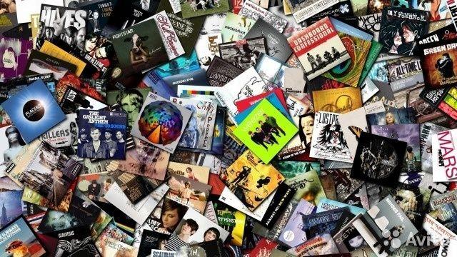 Продам музыкальные сд диски
