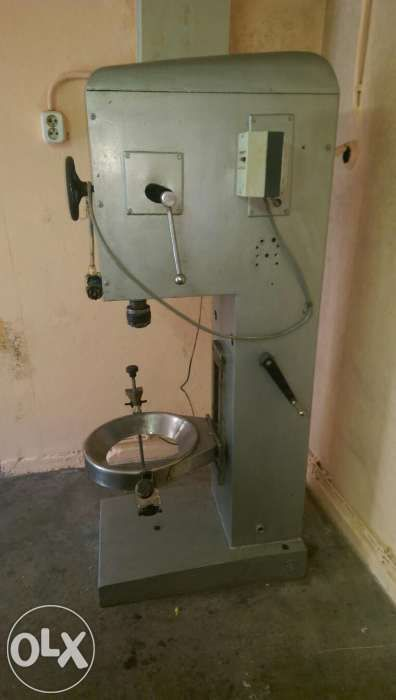 Mixer planetar 25 litri pentru laborator cofetarie