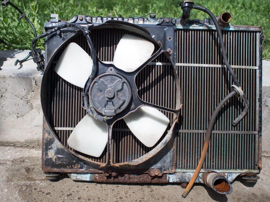 Радиатор за мазда 626 mazda 626 comprex