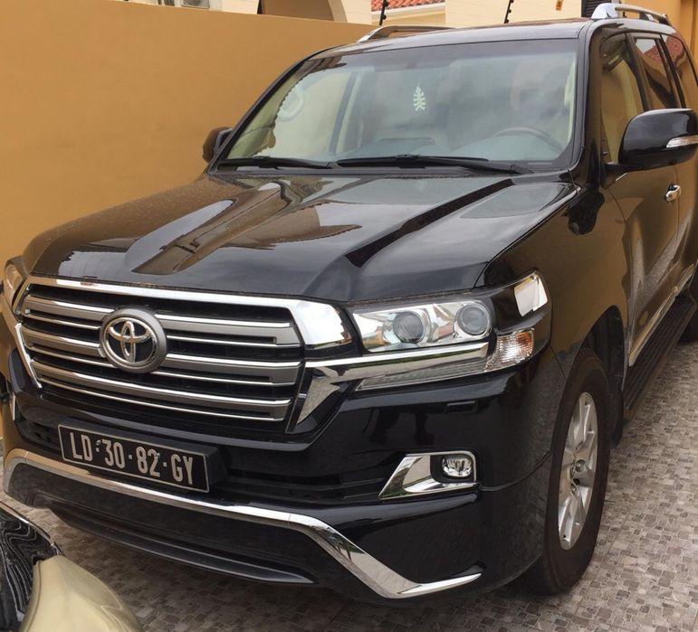 Lande cruiser GXR Diesel V8 2018 preço 33.500.000 kz negociável