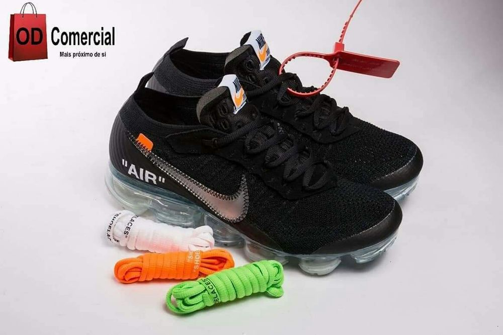 Nike vapor off with