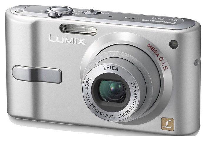 Aparat foto Panasonic Lumix DMC-FX12