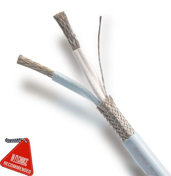 Cabluri boxe ecranate suedeze Supra Cables Ply 3.4 / Ply3.4/S la metru