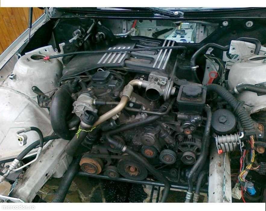 Vand motor bmw 320d 136cp