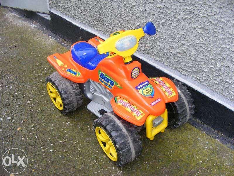 ATV pe baterie