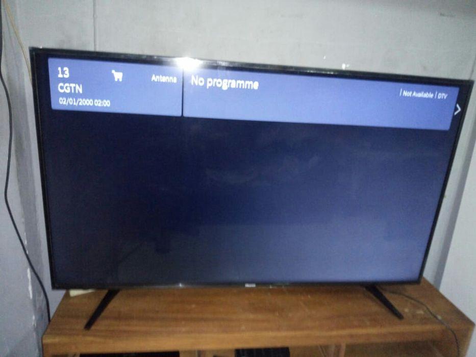 Tv 65p uled hisense Bairro do Mavalane - imagem 2
