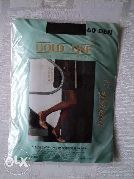 продавам дамски чорапогащници GOLD LINE ITALY