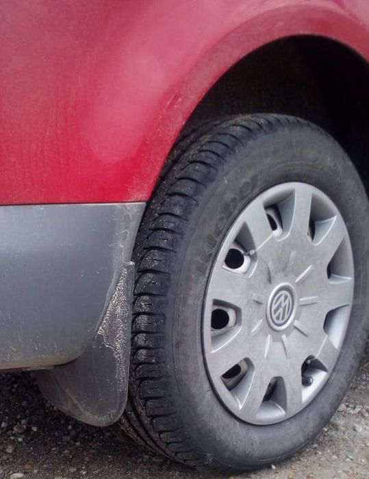Aparatori noroi VW Touran 1 I Non-Facelift (2003-05.2010) Timisoara - imagine 4