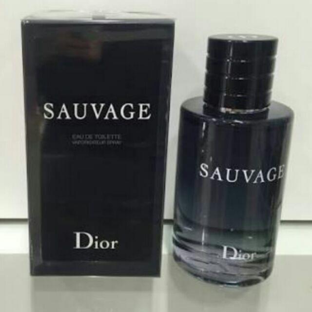 Парфюм Dior Sauvage