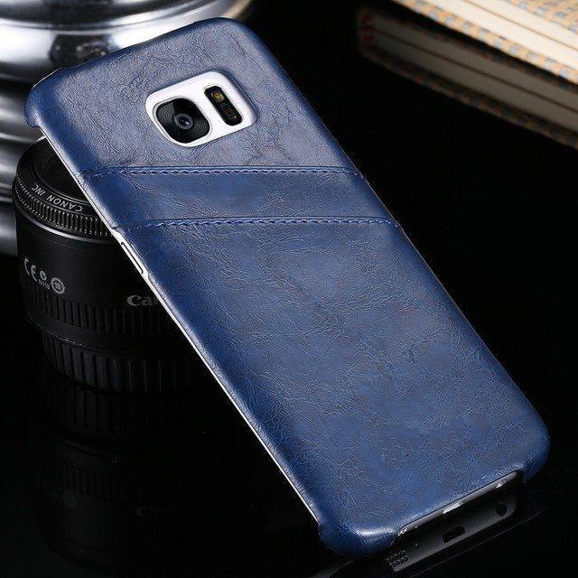 Husa Ultra Slim Piele Samsung S9, S9 Plus, S7, j7 2017, j5 2017