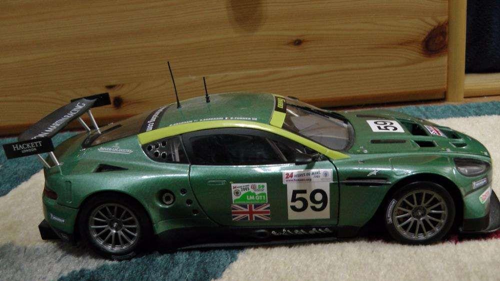 Macheta Aston Martin DBR9 GT1 Le Mans 2005 #59