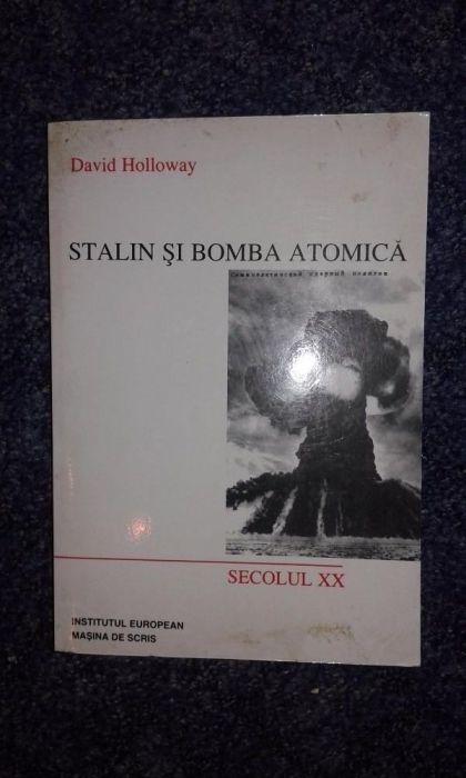 Stalin si bomba atomica