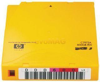 Banda magnetica HP LTO-3 Ultrium 800GB Re-writable Data Cartridge (1 P