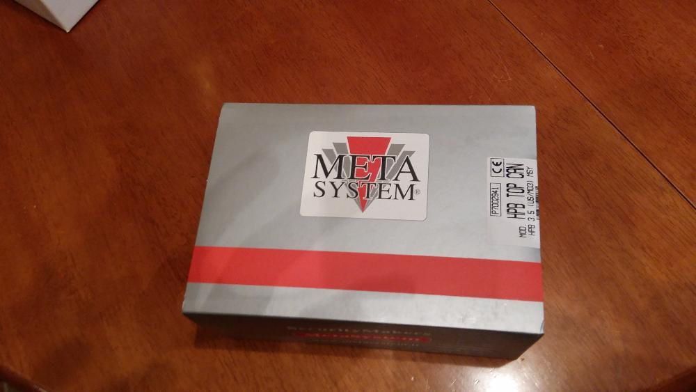 "Автомобилна алармена система ""METASYSTEM"""