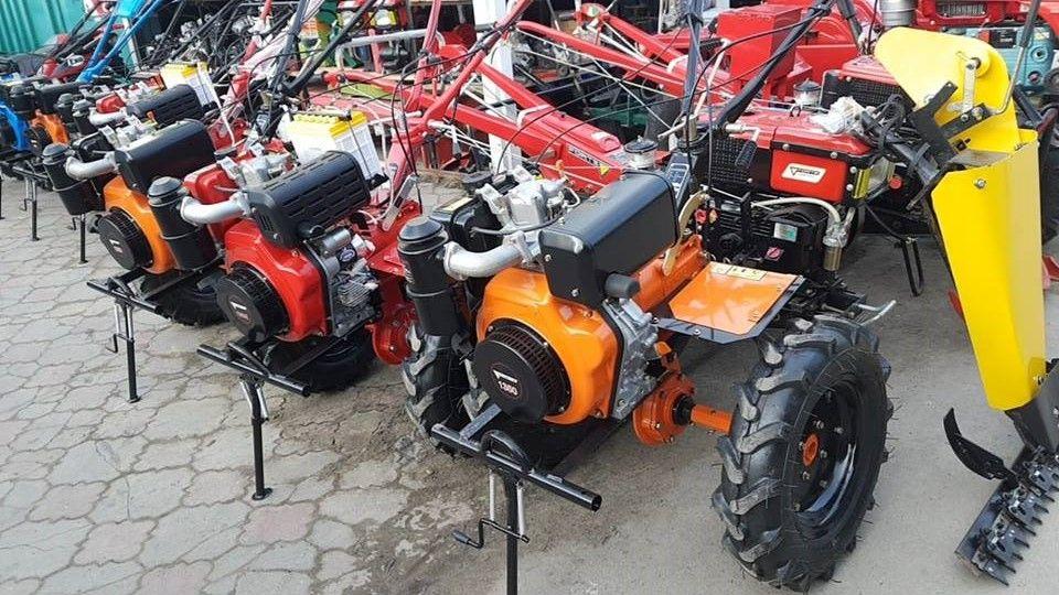 Motocultor Zubr si Kentavr de 12 CP cu freza si plug este NOU Suceava - imagine 3