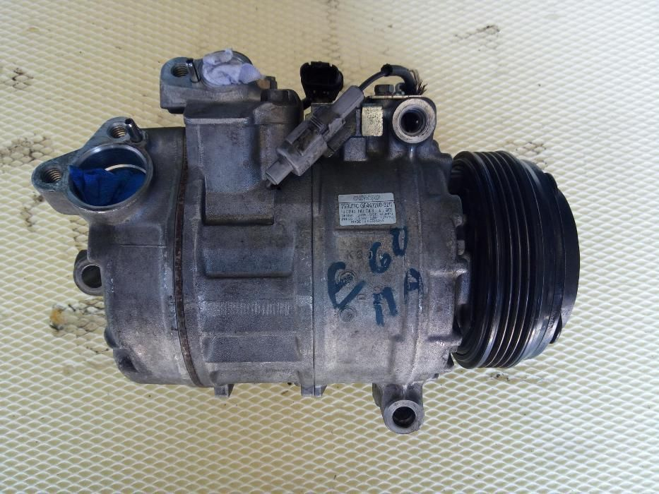 Compresor AC Aer Conditionat BMW 530 E60 , E90 cod DENSO 447260-3211