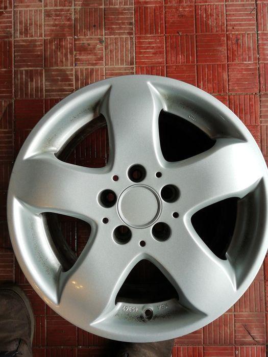 Jante Aluminiu VW, Audi, Skoda, Seat, Mercedes 7.5Jx16, 5 x 112