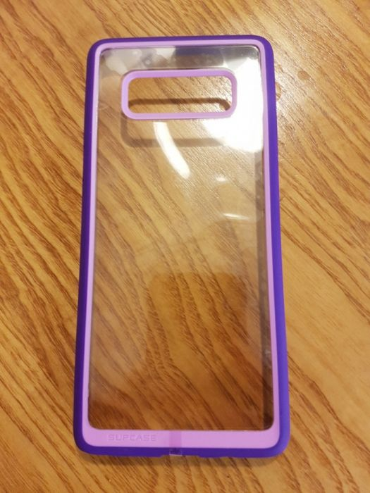husă SUPCASE Samsung Galaxy Note 8 Unicorn Beetle Style purple