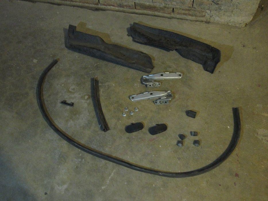 Продавам разни дребни части и аксесоари от преден капак от Ауди А6