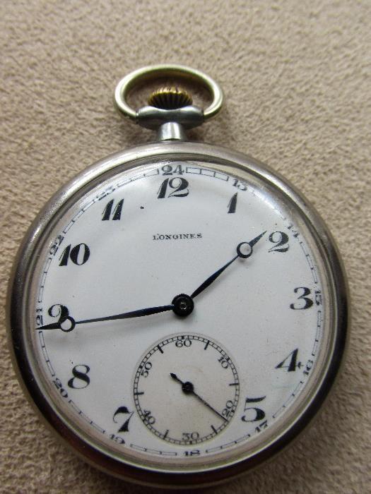 LONGINES Мъжки джобен часовник